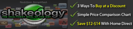 shakeology discount